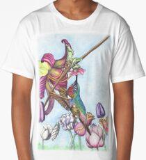 Garden Visitor Long T-Shirt