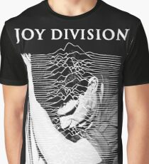 unknown pleasures (Joy division ian curtis) Graphic T-Shirt