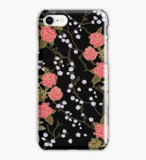 Japanese Floral Pattern  iPhone Case/Skin