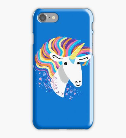 completely love this unicorn iPhone Case/Skin