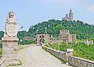 Tsarevets Hill, Veliko Tarnovo by Graeme  Hyde
