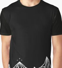 NIGHT COURT MOUNTAINS  Graphic T-Shirt