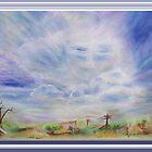 3744 Cloud Guide A 3  by CrismanArt