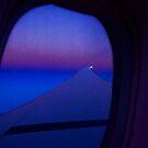 sunrise in the sky  by Amagoia  Akarregi