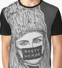 (Cara - Nasty Woman) - yks by ofs珊 Graphic T-Shirt
