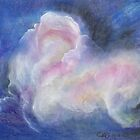 «3743 Dream Cloud A 3» de CrismanArt