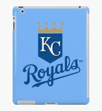 kansas city royals iPad Case/Skin