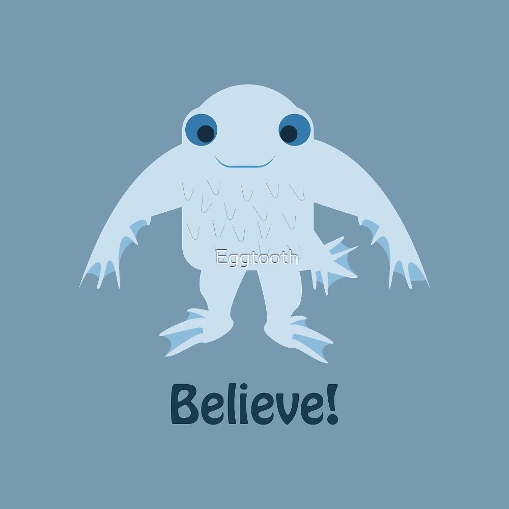 Believe! Cute NIngen by Eggtooth
