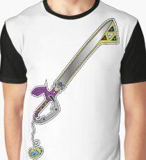 Master Keyblade Graphic T-Shirt