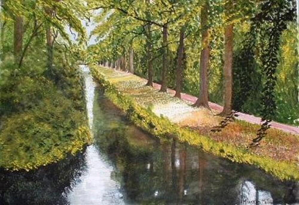 Horsten Forest Holland by Alexart
