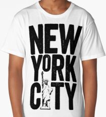 NEW YORK CITY Long T-Shirt