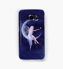 Birth of a Star Moon Fairy Samsung Galaxy Case/Skin