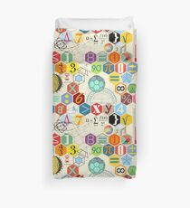 MATH! Duvet Cover