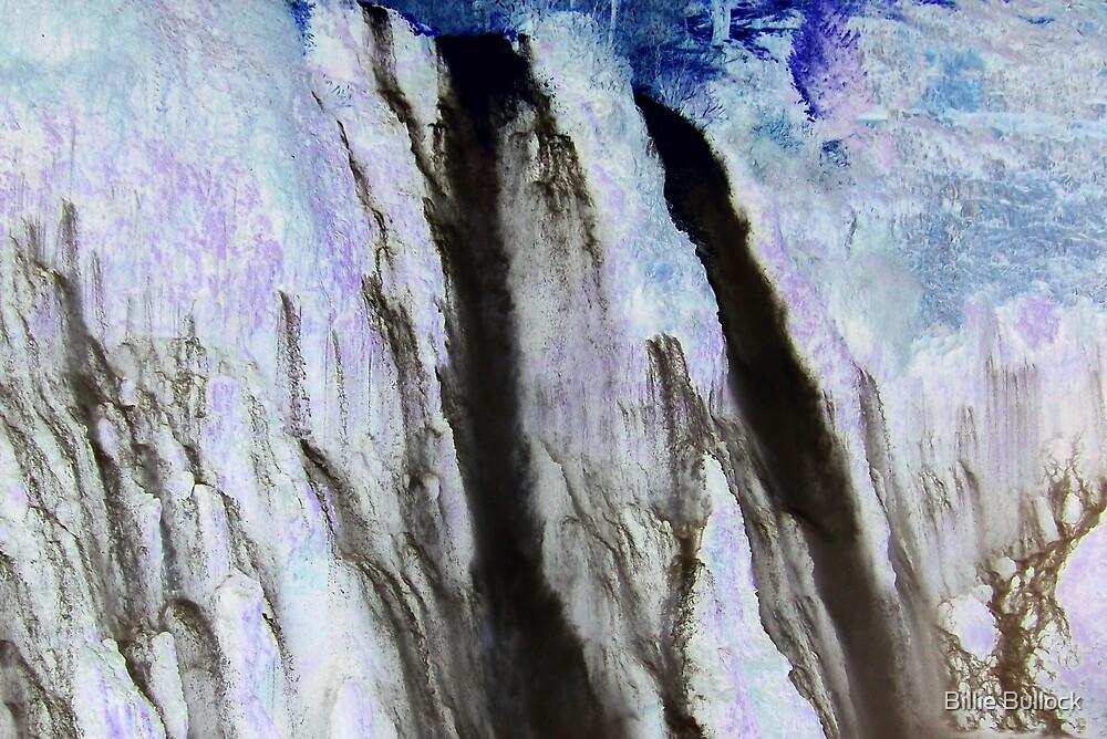 Busy Waterfall by Billie Bullock