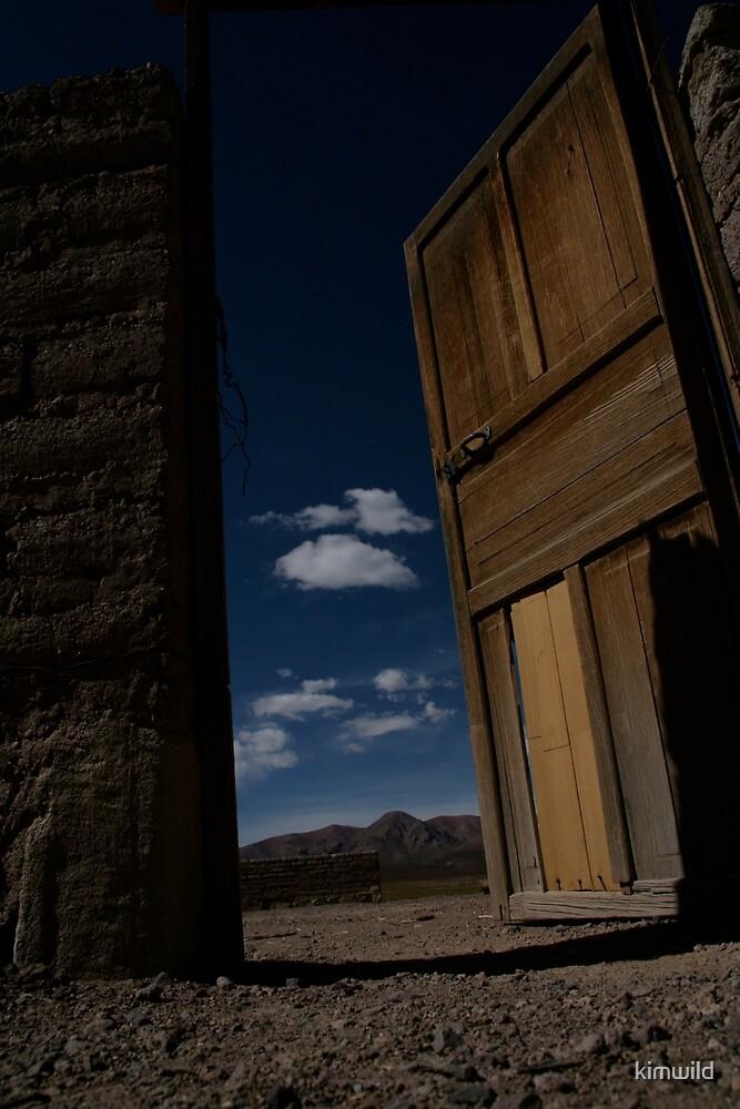 Doorway to Nowhere by kimwild