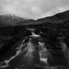 Near Knoydart by Horatio Lawson