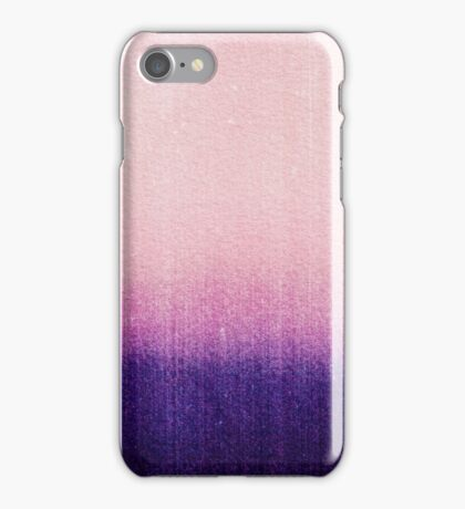 BLUR / abyss iPhone Case/Skin