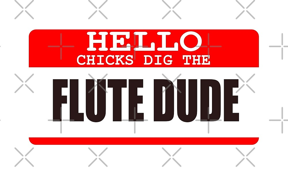 Flute by greatshirts