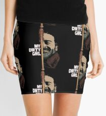 Look at my dirty girl Mini Skirt