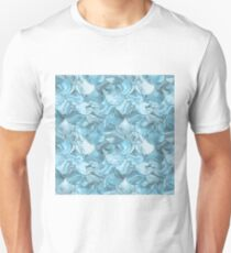 Blue scales Unisex T-Shirt