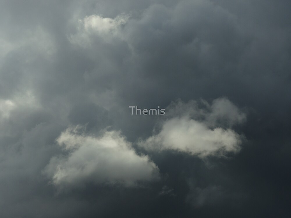 About to rain by Themis