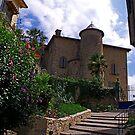The Chateau at Seix by WatscapePhoto