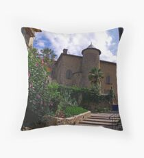 The Chateau at Seix Throw Pillow