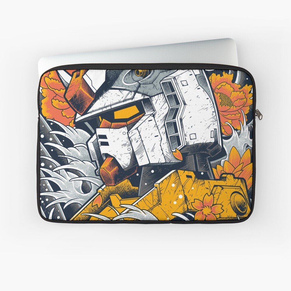 Gundam Laptop Sleeve