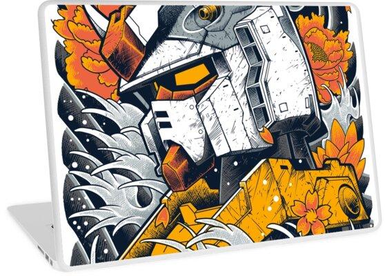 «Gundam» de Snapnfit