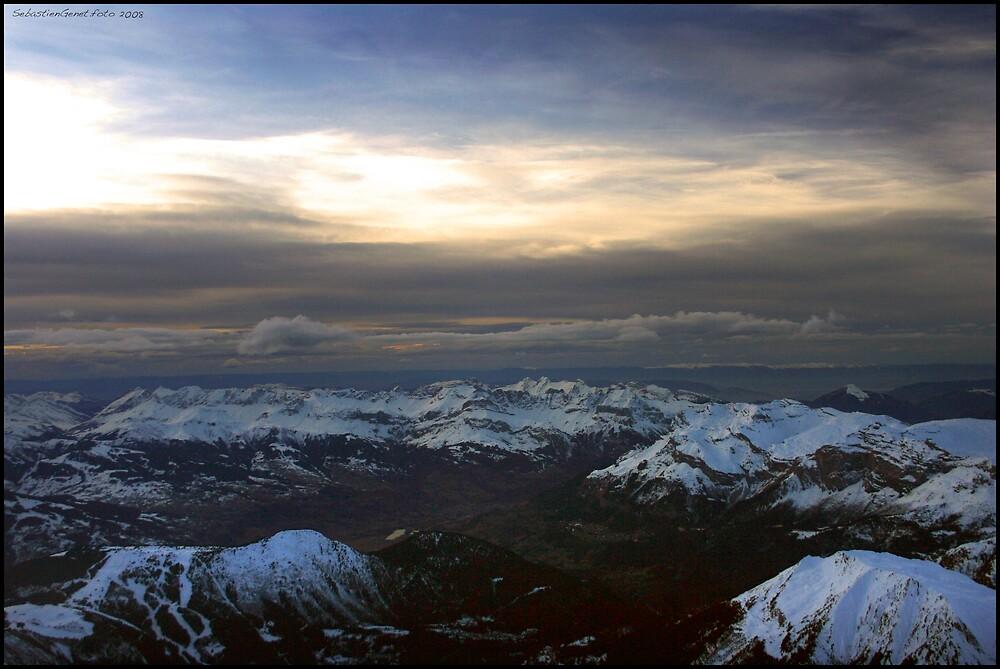 The Alps by SebastienGenet