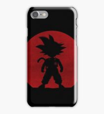 Dragon Ball - Goku kid iPhone Case/Skin