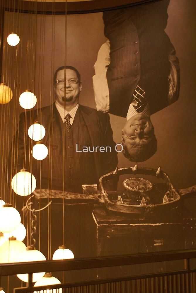 Penn & Teller also by Lauren O