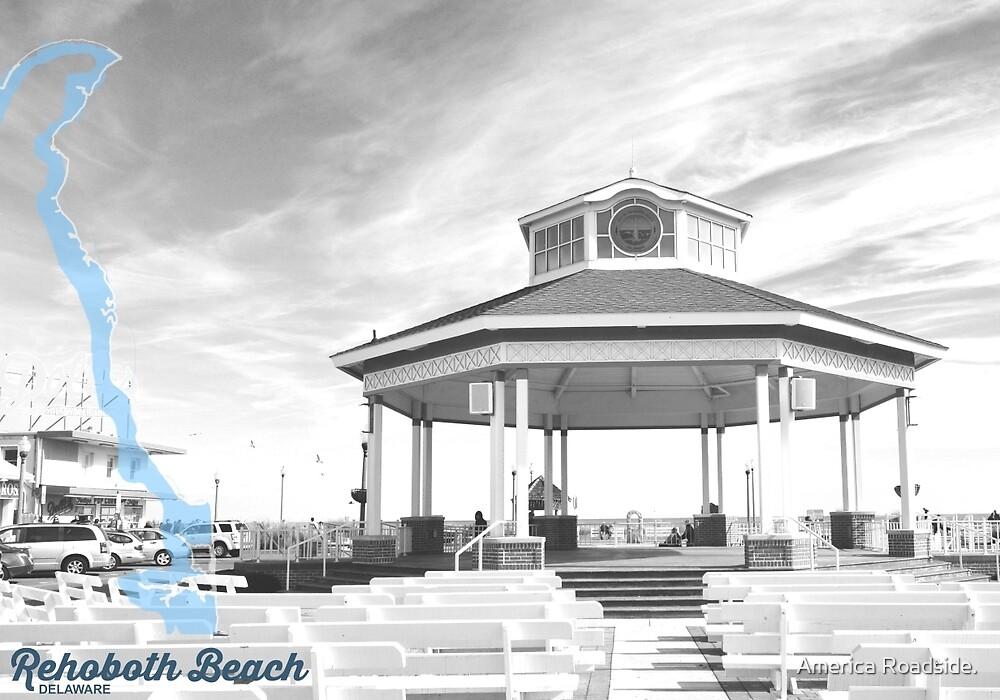 Rehoboth Beach. by America Roadside.