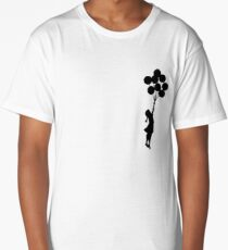 Balloon Girl Long T-Shirt