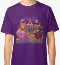 Love all Animals  Classic T-Shirt