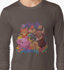Love all Animals  Long Sleeve T-Shirt