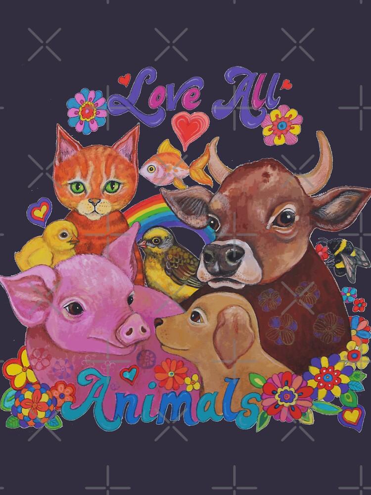 Liebe alle Tiere von LyndaBell