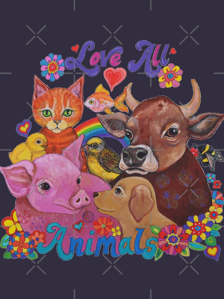 Love all Animals  by LyndaBell