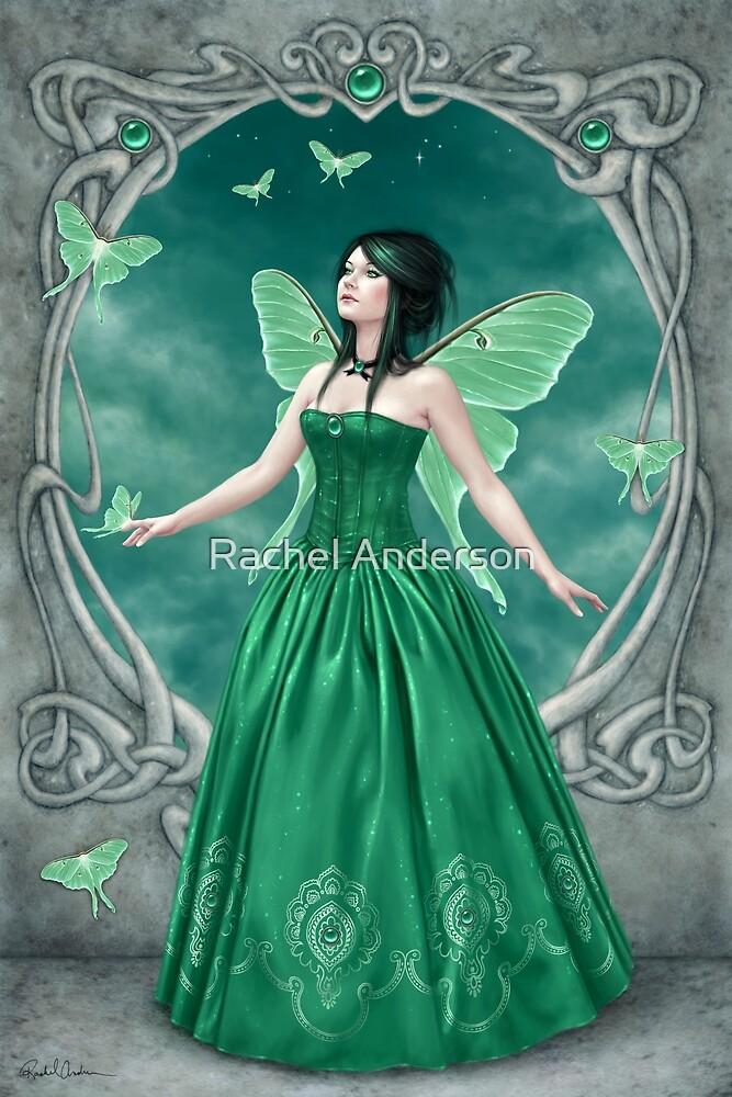 Emerald Birthstone Fairy by Rachel Anderson