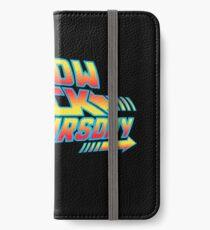 Throw Back Thursday iPhone Wallet/Case/Skin