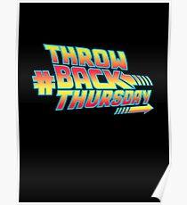 Throw Back Thursday Poster