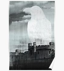 TOWER RAVEN Poster