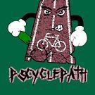 Pscyclepath by HandDrawnTees