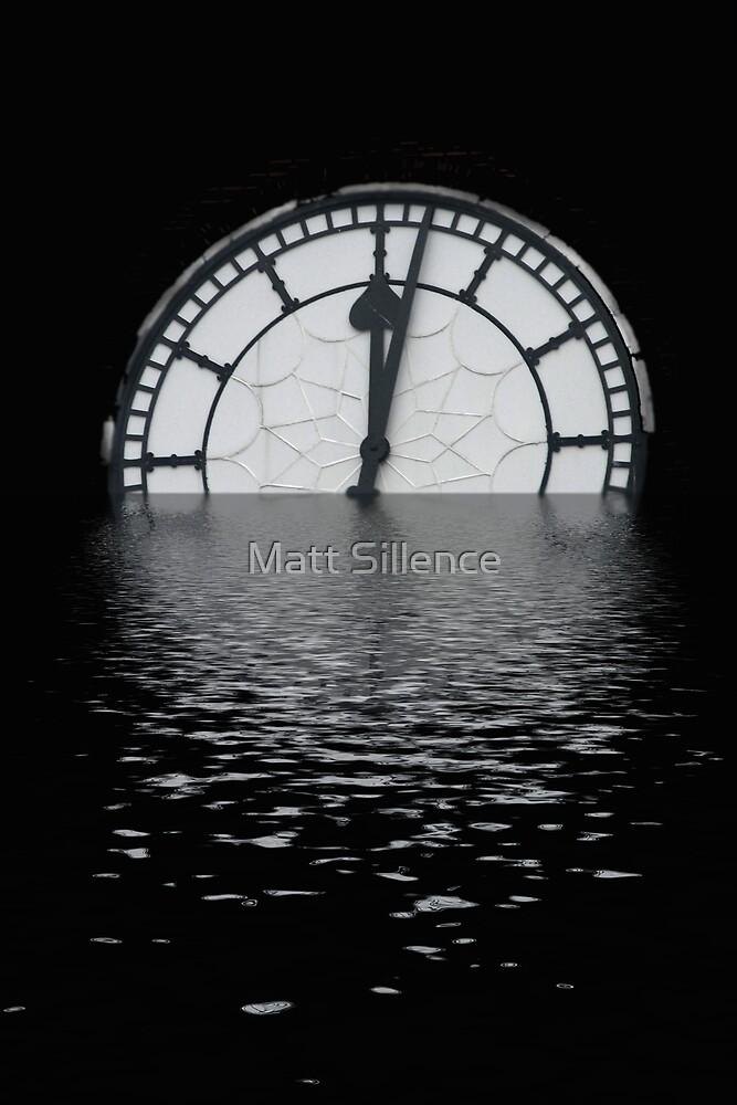 Time is ticking us by by Matt Sillence