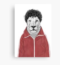 Chas Canvas Print