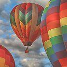 Readington Balloon Festival #13 by Pat Abbott
