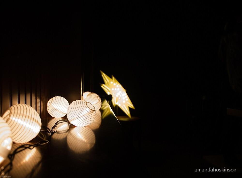 Paper Lanterns by amandahoskinson
