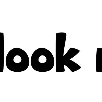 You look nice! (Big Bottom Cartoon font) by official-foffee