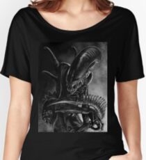 Xenomorph Women's Relaxed Fit T-Shirt