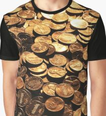 Pennies Graphic T-Shirt